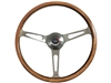 Auto Pro USA , Volante , Chevy , Wood , wood wheel option , tri color , bow tie , full kit , OE , volante ,  brand new , reproduction , Chevelle , camaro , impala , nova , truck , 1969 , 1970, 1971 , 1972, 1973 , 1974 , 1975 , 1976 , 1977 ,