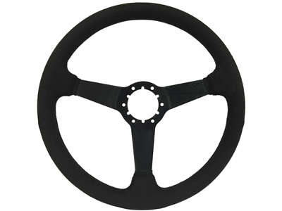 Auto Pro USA , Volante , Sport , Black , suede , Wood , Steering Wheel , anodized , Black , GM , MOPAR , FORD , Corvette , Mustang , Charger , Challenger , Camaro , El camino , Impala , bel air , nova , chevy II , oldsmobile , firebird , bronco , vw ,