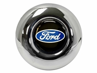 Sprint Wheel 3-Bolt Ford Horn Cap Kit