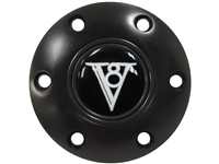 V8 , Art Deco , Horn Button , S6, Black , 6 Bolt , LimeWorks , Hot Rod , Volante ,