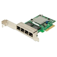 Supermicro AOC-SGP-I4 4-Port Gigabit Ethernet Controller Card