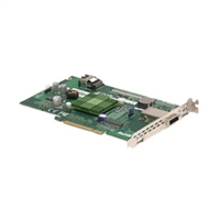 Supermicro Add On Card 8-port (4-Int/4-Ext) 3Gb/s UIO SAS Card