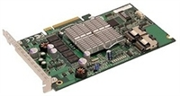 Supermicro AOC-USASLP-S8i 3Gb/s Eight-Port SAS Internal RAID 0, 1, 10 Adapter