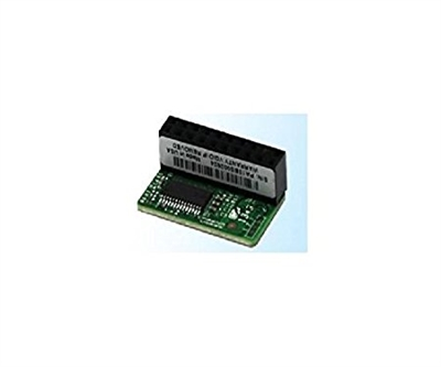 Supermicro AOM-TPM-9671H-O Add-on-module, Horizontal, SPI capable TPM 1.2 with Infineon 9670 Controller