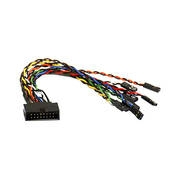 Supermicro CBL-0084L 6 inch 16pin Front Control Split Cable