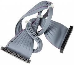CBL-0140L 60cm 80-wire IDE DVD drive cable