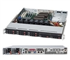 Supermicro 1U SuperChassis CSE-113TQ-R500CB 8 Hot-swap 2.5'' SAS/SATA HDD trays Full height Full Length expansion 80PLUS Platinum Optimized for DP motherboards Full Warranty
