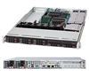 Supermicro 1U SuperChassis CSE-113TQ-R700UB 8 Hot-swap 2.5'' SAS/SATA HDD trays UIO Full height Low Profile expansion 80PLUS Gold Optimized for UIO motherboards Full Warranty