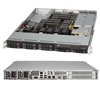 Supermicro 1U SuperChassis CSE-113TQ-R700WB 8 Hot-swap 2.5'' SAS/SATA HDD trays WIO Full height Low Profile expansion 80PLUS Gold Optimized for WIO motherboards Full Warranty
