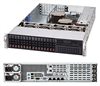 Supermicro 2U SuperChassis CSE-219A-R920WB supports 16 Hot-swap 2.5'' SAS/SATA HDD trays 1 5.25'' Drive Bay Full Height Low Profile AOC slots Redundant 80 PLUS Platinum Power Supply Full Warranty