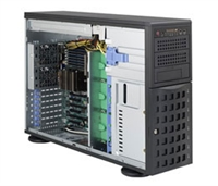 Supermicro 1U SuperChassis CSE-745BTQ-R1K28B-SQ 8 Hot-swap 2.5'' SAS/SATA HDD trays UIO Full height Full Length Low Profile expansion 80PLUS Platinum Optimized for DP motherboards Full Warranty