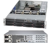 Supermicro 1U SuperChassis CSE-825TQ-R500WB