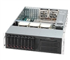 "Supermicro 3U SuperChassis CSE-835TQ-R800B 8 Hot-swap 3.5'' SAS/SATA drive bays 2x5.25"" Drive Bays 7 Full Height Full Length expansion Redundant 80 PLUS Platinum Power Supply Full SES2 Support is only available on SAS motherboard Full Warranty"