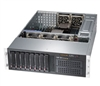 "Supermicro 3U SuperChassis CSE-835TQ-R920B 8 Hot-swap 3.5'' SAS/SATA drive bays 2x5.25"" Drive Bays 7 Full Height Full Length expansion Redundant 80 PLUS Platinum Power Supply Full SES2 Support is only available on SAS motherboard Full Warranty"