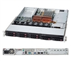 Supermicro 1U integrated SYS-1025W-UB Server with Dual Quad-core Xeon 2.0Ghz processors/32GB DDR2 RAM power server