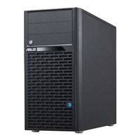 ASUS ESC2000-G2 Dual CPU and quad-GPU hybrid computing with complete I/O integration