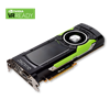 NVIDIA PNY Quadro GP100 GPU 16GB HBM2 PCIe 3.0 - Active Cooling