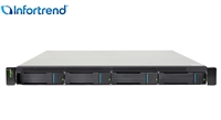 Infortrend EonStor GSe Pro 1004 GSEP100400RPC-6T 24TB 1U Rackmount NAS for SMBs