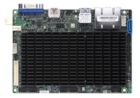 "Supermicro A2SAN-E Motherboard, 3.5"" SBC, Intel Atom processor E3940 (9.5W, 4C), Low Power, Embedded, Intel Goldmont microarchitecture 14nm, System-on-Chip, Up to 8GB 1866MHz DDR3L Non-ECC SO-DIMM in 1 socket, Dual LAN with Intel Ethernet Controller"