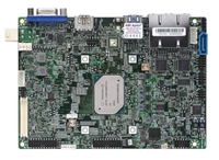 "Supermicro A2SAN-E-WOHS Motherboard, 3.5"" SBC, Intel Atom processor E3940 (9.5W, 4C), Low Power, Embedded, Intel Goldmont microarchitecture 14nm, System-on-Chip, Up to 8GB 1866MHz DDR3L Non-ECC SO-DIMM in 1 socket, Dual LAN with Intel Ethernet Controller"