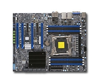 Supermicro MBD-C7X99-OCE-F Motherboard LGA 2011 Core Boards Socket R3 Supports GbE LAN w/ Intel® X99 10x SATA3 Full Warranty