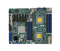 Supermicro A+ AMD Opteron 4000 series H8DCL-6 Dual 1207-pin Socket C32 6 SATA via AMD SP5100 Controller RAID 0,1,10 8 ports SAS via LSI 2008 RAID 0,1,10 RAID 5 Dual GbE LAN controller Integrated Graphics Full Warranty