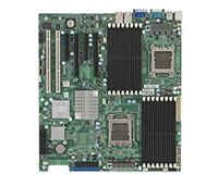 "Super Micro computer super server board H8DIi+ up to two Six-Core / Quad-Core     AMD Opteronâ""¢ 2000 Series (Socket F) support, HT3.0 Link support Motherboard"