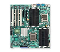 Supermicro MBD-H8DME-2 Dual 1207-pin Socket F Dual Port GbE LAN ATI ES1000 Graphics 6 SATA2 ports nVidia MCP55 Chipset Full Warranty