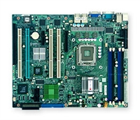Supermicro MBD-PDSM4+ LGA775 ZIF Socket GbE LAN Port ATI Graphics built in SATA controller ZCR-Support IPMI 2.0 Full Warranty