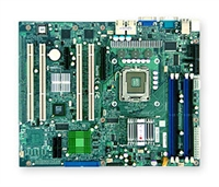 Supermicro PDSM4 PD Dual-core LGA775 SCSI server board MBD-PDSM4 Full Warranty