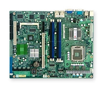 Supermicro MBD-PDSMI+ PD Dual-core LGA775 server board 4*LAN ATX MBD-PDSMI+ Full Warranty