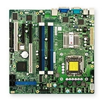 Supermicro MBD-PDSML-LN1 Single LGA775 Socket Gigabit LAN Port XGI XG20 Graphics SATA controller Full Warranty