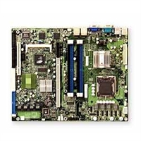 Supermicro MBD-PDSMi Single LGA775 Socket Dual Gigabit LAN Port ATI Graphics SATA controller IPMI 2.0 Full Warranty