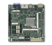 Supermicro MBD-X10SBA 2x 204-pin SO-DIMM socket GbE LAN ports SATA controller Full Warranty