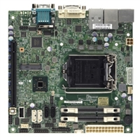 Supermicro MBD-X10SLV-Q 2x 204-pin SO-DIMM socket GbE LAN ports SATA controller Full Warranty