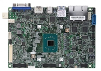 "Supermicro X11SAN-WOHS (w/o heatsink) Motherboard 3.5"" SBC Form Factor, FCBGA1296, Low Power, Embedded, Up to 8GB 1866MHz DDR3L Non-ECC SO-DIMM in 1 socket Intel Pentium Processor N4200 (6W, 4C) Intel Goldmont microarchitecture 14nm System-on-Chip"