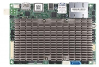 "Supermicro X11SSN-H Motherboard 3.5"" SBC Single Socket FCBGA1356 Embedded, Low Power, 7th Generation Intel Core i7-7600U Processor, Up to 32GB Unbuffered Non-ECC SO-DIMM DDR4 2133MHz; 2 DIMM slots, Dual GbE LAN w/ Intel i219LM + i210IT"