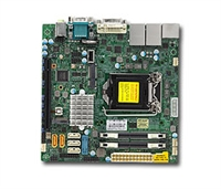 Supermicro MBD-X11SSV-Q Motherboard LGA 1151 Core Boards Socket H4 Supports 1x GbE LAN w/ Intel® i210-AT and Intel® PHY i219LM 5x SATA3 via Q170 Full Warranty