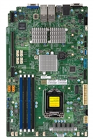 "Supermicro X11SSW-4TF Motherboard, Proprietary Form Factor, Single socket H4 (LGA 1151) supports Intel Xeon processor E3-1200 v6/v5, Intel 7th/6th Gen. Coreâ""¢ i3 series, Intel Celeron and Intel Pentium, Intel C236 chipset"
