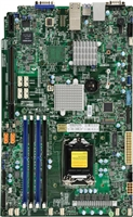 Supermicro X11SSW-TF Motherboard, Proprietary Form Factor, Single socket H4 (LGA 1151), supports Intel Xeon processor E3-1200 v6/v5, Intel 7th/6th Gen. Core i3 series, Intel Celeron and Intel Pentium, Intel C236 chipset