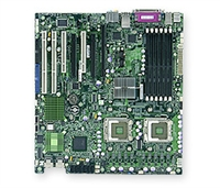 Supermicro MBD-X7DCA-3 Dual LGA771 Socket GbE LAN Port ATI Graphics SATA SIMSO IPMI 2.0 20Gbps Full Warranty