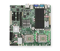 Supermicro MBD-X7DCA-L Dual LGA771 Socket GbE LAN Port ATI Graphics SATA SIMSO IPMI 2.0 Full Warranty