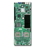 Supermicro X7DCT-3F 2-Node Server Board DP Xeon 5400 LGA771 Quad-Core DDR2 SAS RAID IPMI GbE PCIe --Special Deal, Free shipping