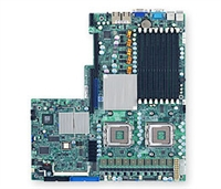 Supermicro MBD-X7DGU Dual LGA771 Socket GbE LAN Port ATI Graphics SATA SIMSO  20Gbps Full Warranty