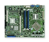 Supermicro X7SBi Server Board UP Xeon 3300 LGA775 Quad-Core DDR2 SATA2 IPMI GbE UIO ATX MBD-X7SBi Full Warranty