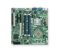 Supermicro X7SBL-LN1 Server Board UP Xeon 3300 LGA775 Quad-Core DDR2 SATA2 GbE PCIe uATX MBD-X7SBL-LN1 Full Warranty
