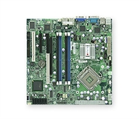 Supermicro X7SBL-LN2 Server Board UP Xeon 3300 LGA775 Quad-Core DDR2 SATA2 IPMI Dual-GbE PCIe uATX MBD-X7SBL-LN2 Full Warranty