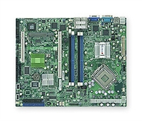 Supermicro X7SBi-LN4 Server Board UP Xeon 3300 LGA775 DDR2 SATA2 IPMI Quad-GbE PCIx ATX MBD-X7SBi-LN4 Full Warranty