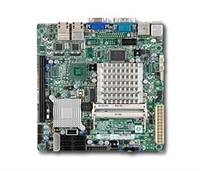 Supermicro X7SPA-H Board Atom D510 FCBGA559 Dual-Core DDR2 SO-DIMM SATA2 RAID GbE VGA PCIe mini-ITX MBD-X7SPA-H Full Warranty