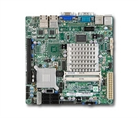 Supermicro X7SPA-H-D525 Board Atom D525 Dual-Core DDR3 SO-DIMM SATA2 RAID GbE VGA PCIe mini-ITX MBD-X7SPA-H-D525 Full Warranty